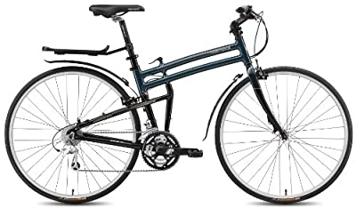 Montague Navigator 27 Speed Folding Full Size Dual Sport Bike
