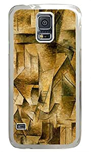 Samsung Galaxy S5 retro cover Abstract 03 PC Transparent Custom Samsung Galaxy S5 Case Cover