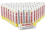 Tenergy Rechargeable NiCd Battery 1000mAh 1.2V AA Battery Pack for Solar Lights, Garden Lights, Remotes, Mice, 48-Pack