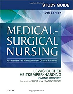 Medical surgical nursing assessment and management of clinical study guide for medical surgical nursing assessment and management of clinical problems 10e fandeluxe Image collections