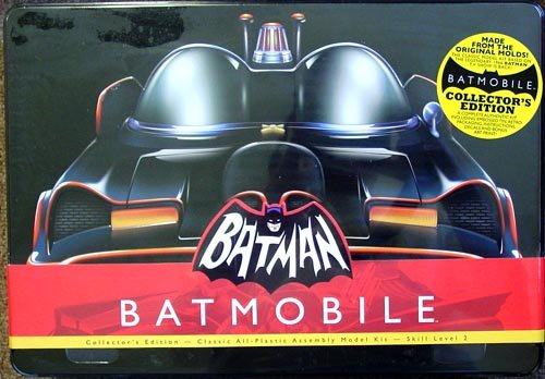 El nuevo outlet de marcas online. 1 32 Batmobile Classic Classic Classic Collector Edition Tin (japan import)  muy popular