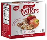 Katz, Gluten Free Apple Fritter Bites, 7 Ounce, (1 Pack).