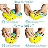 108 Pcs Different Shape Shoe Charms Fit for Croc