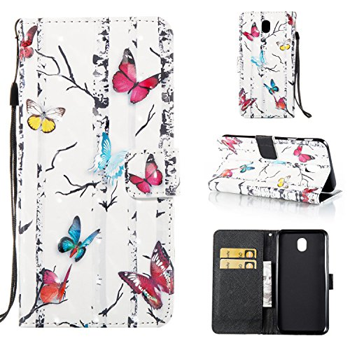 J5 In J7 Con Flip Chiusa Case Bookstyle Pelle J3 Cover Per Protettiva Samsung Portafoglio 2017 08 Stand Custodia Magnetica Galaxy Pu C4qXOwx5T
