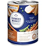 Farmers Market Chic Veg Rice 400g Wet Dog Food, 12 Case