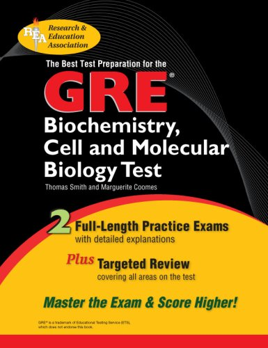 The Best Test Preparation for the GRE: Biochemistry, Cell and ...