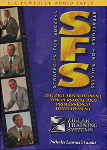 Strategies for success zig ziglars blueprint for personal and strategies for success zig ziglars blueprint for personal and professional development zig ziglar 9781562072452 amazon books malvernweather Choice Image