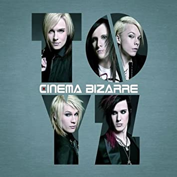 скачать песню cinema bizarre how does it feels