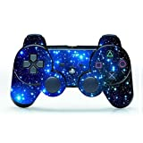 Cheap UUShop Starry Sky Vinyl Skin Decal Cover Wrap for Playstation 3 PS3 Controller