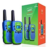 USA Toyz Walkie Talkies for Kids - Vox Box Voice Activated Walkie Talkies