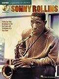 Sonny Rollins - Saxophone Signature Licks Cd/pkg, Sonny Rollins, 0634082175