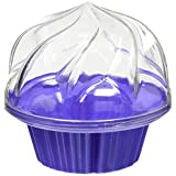 Fox Run 6928 Cupcake-To-go (Purple)