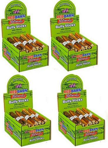 Red Barn 7 inch Bully Sticks 140 ct (4x35 ct case) by REDBARN