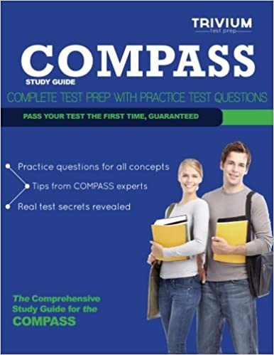 Book Compass Study Guide: Complete Test Prep with Practice Test Questions