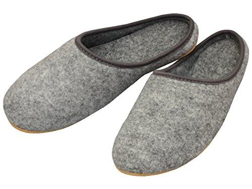 Bawal, Pantofole donna Grigio grigio