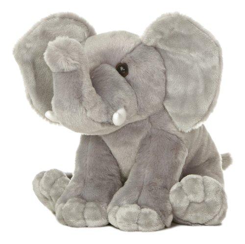 Aurora World Destination Nation Elephant Plush, - Elephant Alabama