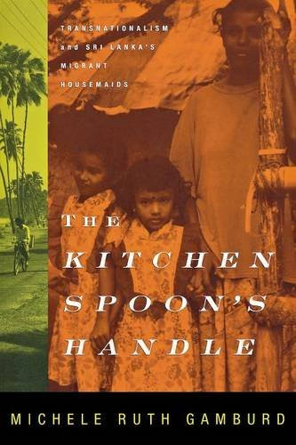 The Kitchen Spoon's Handle: Transnationalism and Sri...