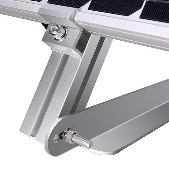 Amazon.com: RENOGY poste para montar panel solar: Jardín y ...