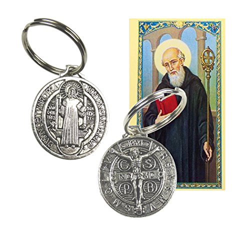 Benedict Silver Oxidized Blessed Holiness product image