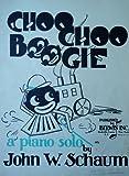 Choo choo Boogie a piano solo