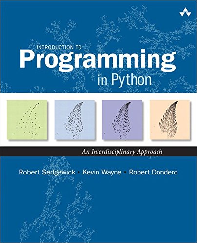 Download Introduction to Programming in Python: An Interdisciplinary Approach Pdf