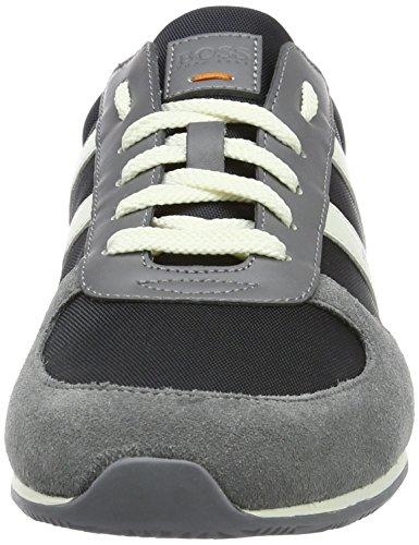 Boss Orange Orland_runn_mxny 10195426 01, Zapatillas para Hombre Gris (Medium Grey 035)