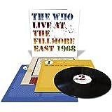 LΙVΕ ΑΤ ΤΗΕ FΙLLΜΟRΕ ΕΑSΤ 1968 (Deluxe 3LP Vinyl-set) - UK Edition