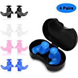 Tegutor Swimming Ear Plugs for Adults with...