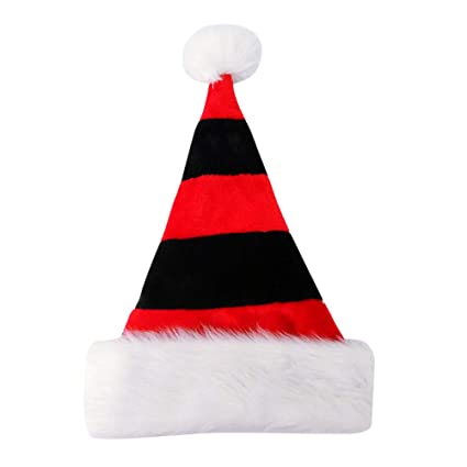 3ce99077c7df5 Image Unavailable. Image not available for. Color  BESTOYARD Santa Hats ...