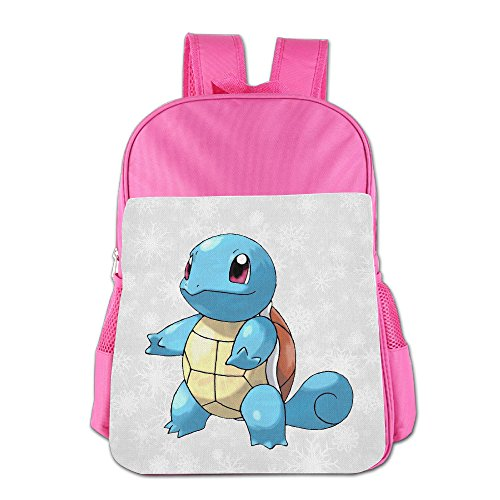 boys-girls-pokemon-squirtle-backpack-school-bag-2-colorpink-blue-pink