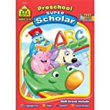 img - for Preschool Super Scholar book / textbook / text book