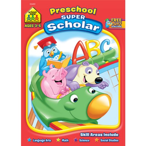 Preschool Super Scholar (Preschool Programs compare prices)