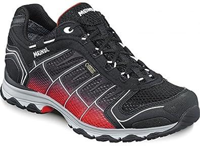 Meindl X SO 30 GTX Herren Wander,   Bergsteigerstiefel Schwarz/rot,  680311 1: Amazon.co.uk: Shoes U0026 Bags