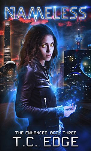 (Nameless: Book Three in the Enhanced Series)