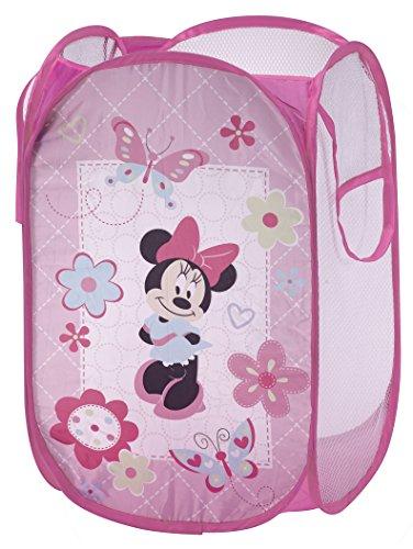(Disney Minnie Mouse Pop Up Hamper,)