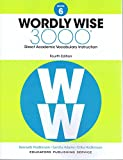 img - for Wordly Wise 3000, Grade 6 book / textbook / text book