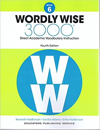 Amazon wordly wise 3000 book 6 direct academic vocabulary wordly wise 3000 book 6 direct academic vocabulary instruction 4th edition fandeluxe Gallery