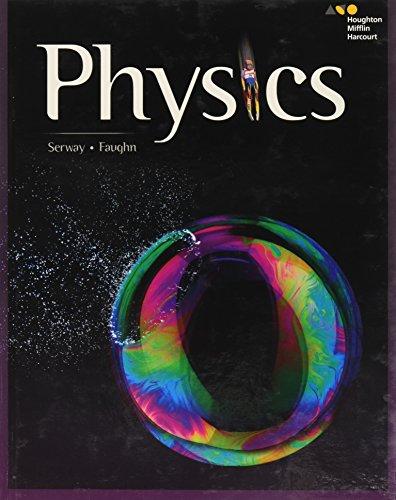 Hmh Physics: Student Edition 2017