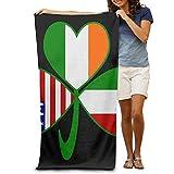 Italian Irish American Shamrock Beach To