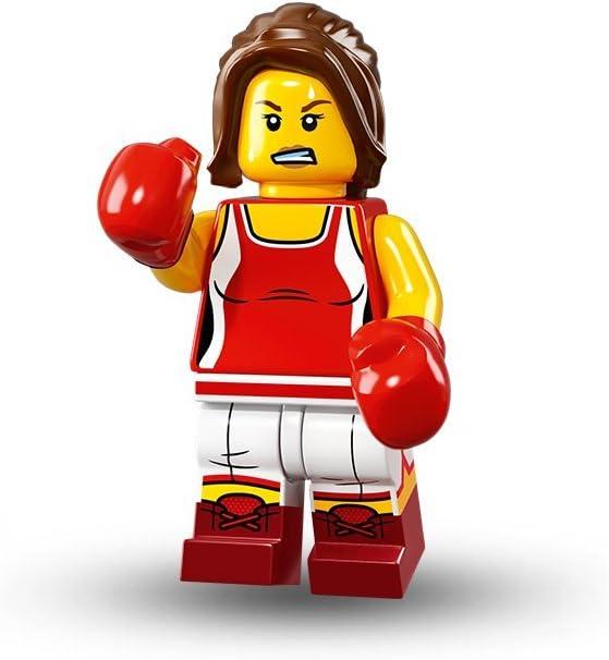 LEGO Series 16 Collectible Minifigures - Kickboxer Female (71013)