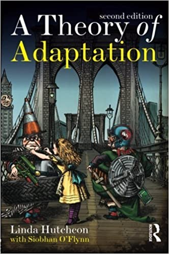 Book A Theory of Adaptation by Linda Hutcheon (2012-08-29)