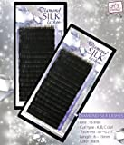 Diamond Silk J Curl Size .20mm x 14mm Eyelash Extension