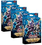 3 DECKS - Yugioh Link Strike 2017 Starter Decks 1st Edition English - 43 cards each