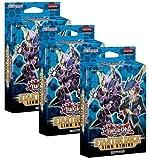 yugioh number cards 43 - 3 DECKS - Yugioh Link Strike 2017 Starter Decks 1st Edition English - 43 cards each