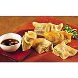 Cuisine Innovations Premium Pork Potsticker - Asian Appetizer -- 100 per case.