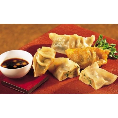 Cuisine Innovations Premium Pork Potsticker - Asian Appetizer -- 100 per case.
