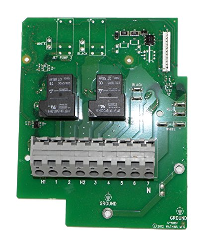 Watkins Caldera Spas 76858 Heater Relay Board IQ 2020