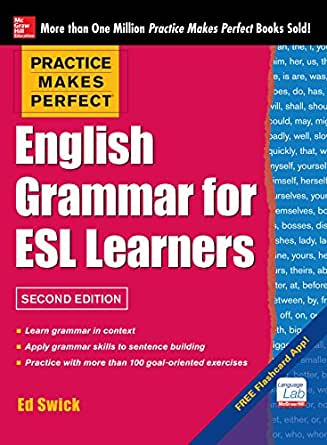 Practice makes perfect english grammar for esl learners 2eebook practice makes perfect english grammar for esl learners 2eebook with 100 exercises 2nd edition kindle edition fandeluxe Images