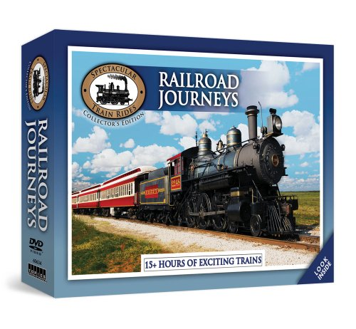 Railroad Journeys (18-pack) by Topics Entertainment