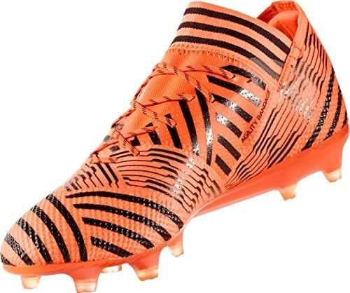 adidas Nemeziz 17.1 FG Cleat Men's Soccer Orange/Black outlet low price fee shipping Hy9pzOR8t